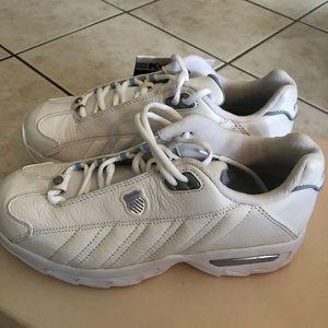 K Swiss brand shoes